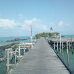 Geopark Pulau Akar Kebanggaan Pemdes Cemaga