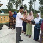 Pemerintah Desa Cemaga menyalurkan Bibit Jahe ke Kelompok Tani Jahe