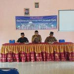 Pelatihan Peningkatan Kapasitas Petugas Penyelengaraan Jenazah di Desa Cemaga Tengah
