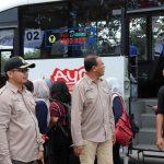 Kunjungan Rombongan Komite Nasional Geopark Indonesia (KNGI) Dipatai Batu Kasah