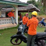 Galeri Kegiatan Gotong Royong di Lingkungan RT 007